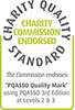 Charity Quality Standard Logo