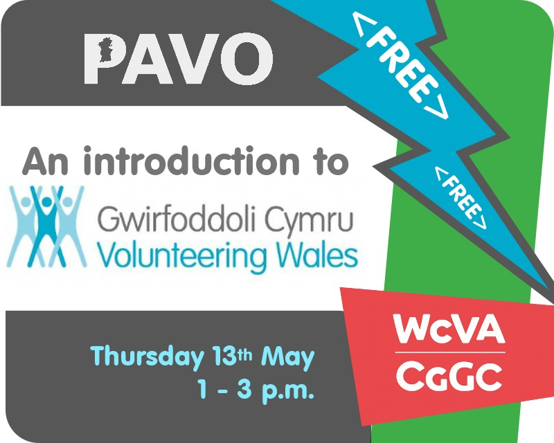 Intro to Volunteering Wales