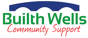 Builth Wells Community Support logo